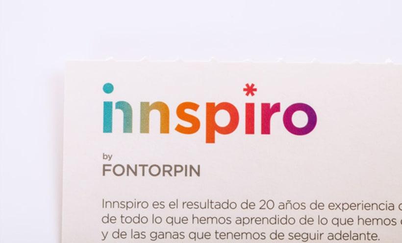 Naming, imagen corporativa y web | Innspiro 3