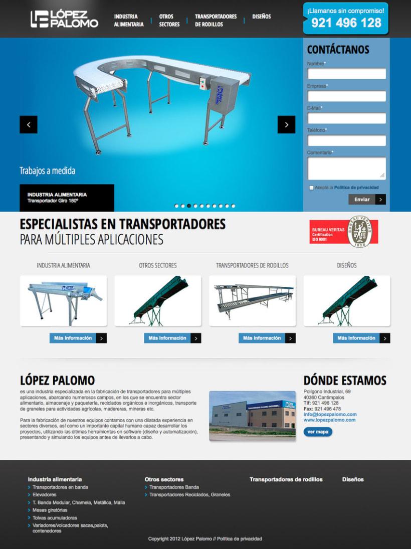 Diseño y maquetación web 1