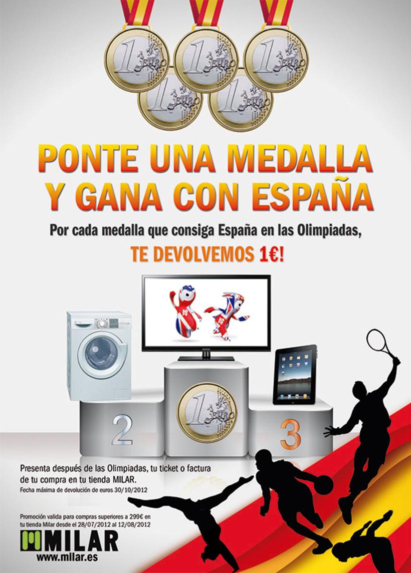 Cartel - promoción olimpiadas 1