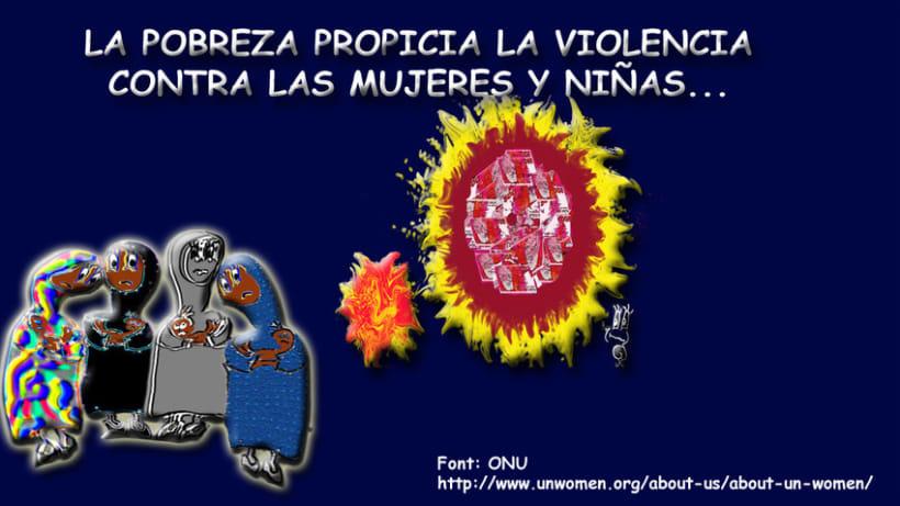 mujeres contra la violéncia 4