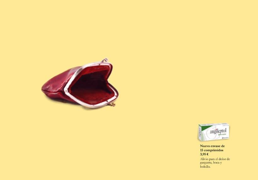 Dolor de Bolsillo. Campaña. 4