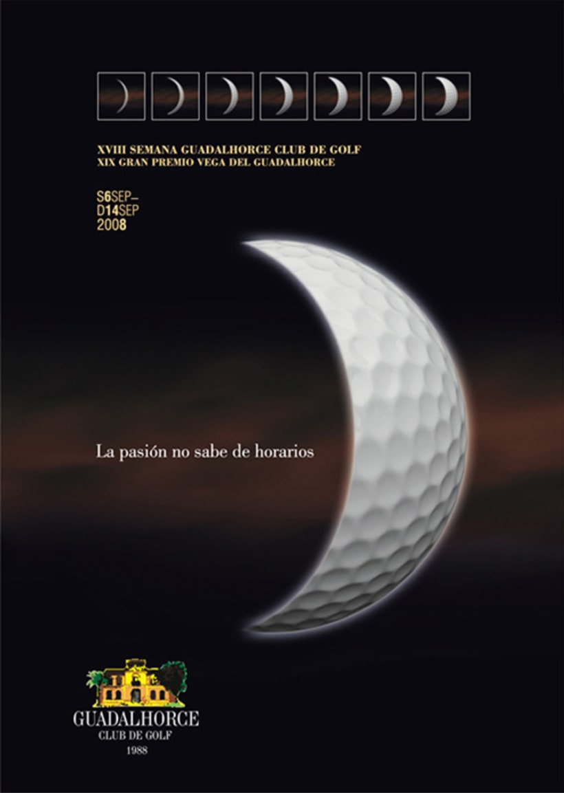 Golf. Gráficas. 4