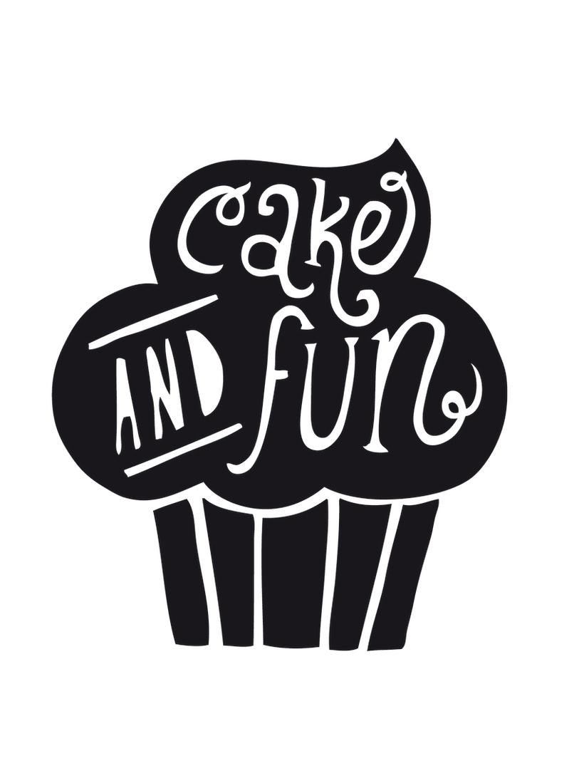 Logotipo para Cake & Fun  0