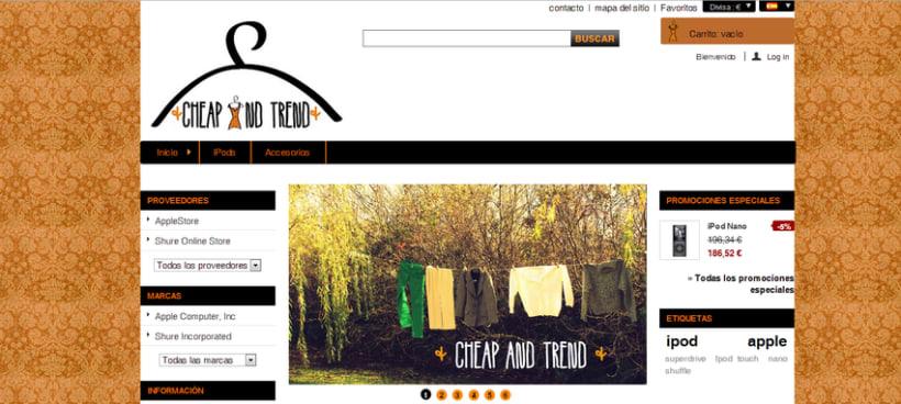 Tienda online  2