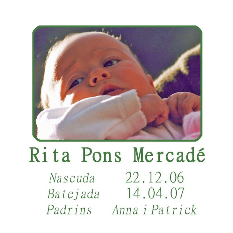Rita Pons Mercadé 1