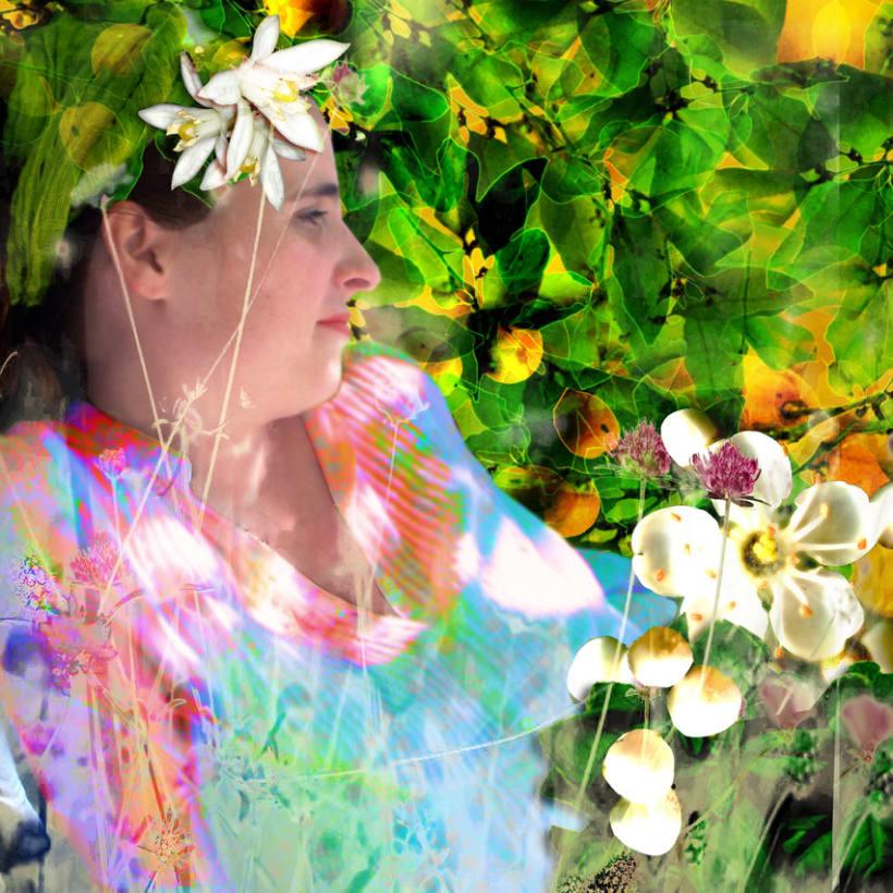 Filles de fleurs 5