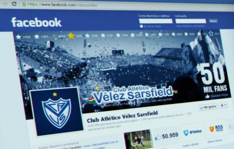 Sitio Web Oficial Vélez Sarsfield 52