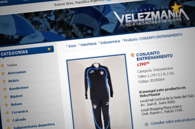 Sitio Web Oficial Vélez Sarsfield 37