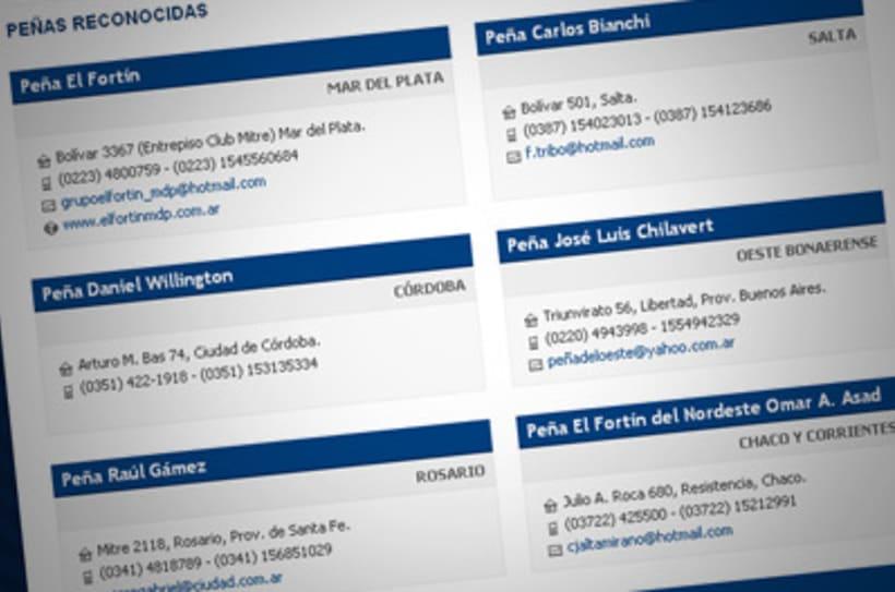 Sitio Web Oficial Vélez Sarsfield 24