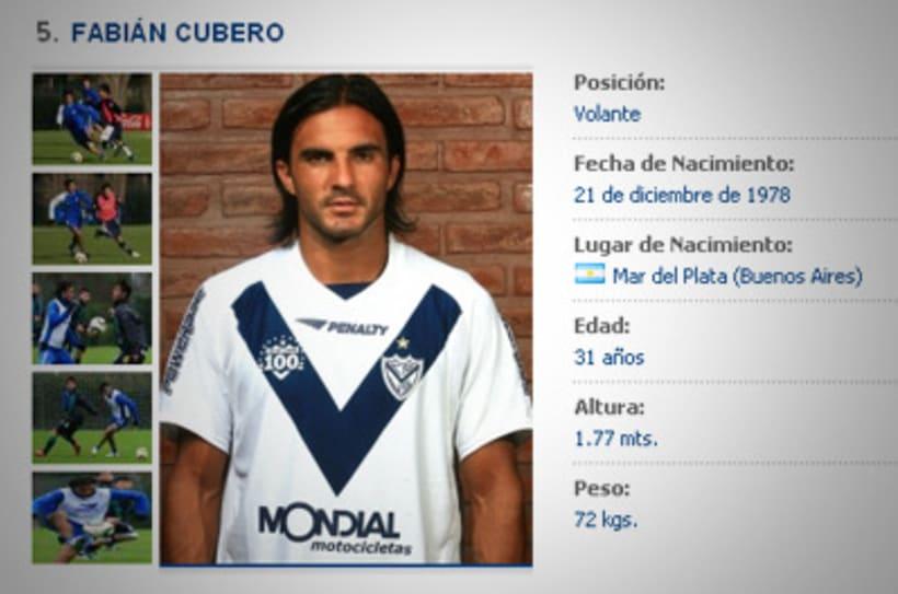 Sitio Web Oficial Vélez Sarsfield 18
