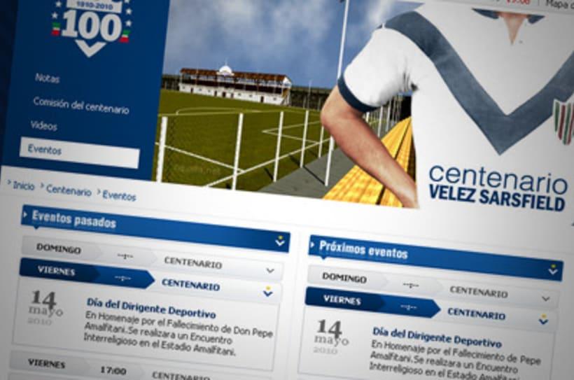 Sitio Web Oficial Vélez Sarsfield 11