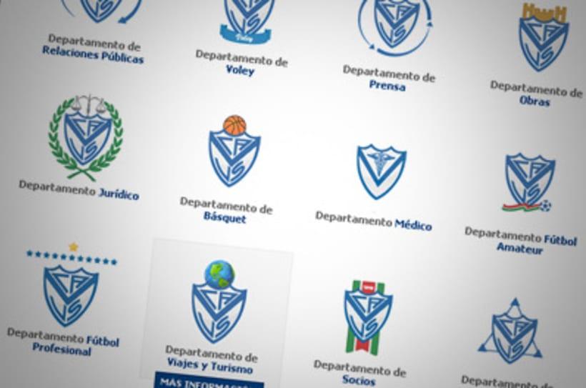 Sitio Web Oficial Vélez Sarsfield 3
