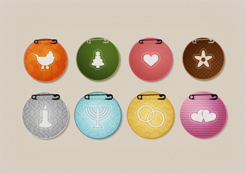 Botones e iconos 4