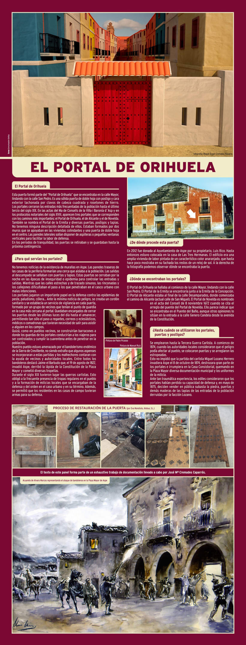 Interiores, Exteriores y Mobiliario 2