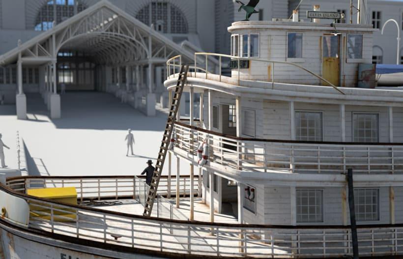 Ellis Island Project 25