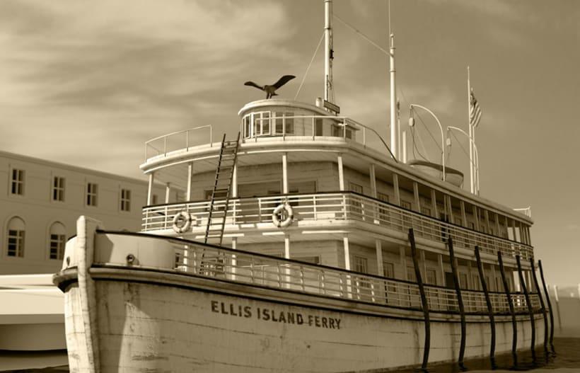 Ellis Island Project 24