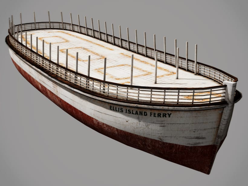 Ellis Island Project 21