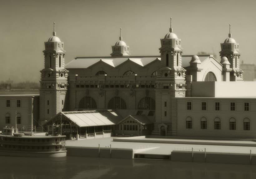 Ellis Island Project 2