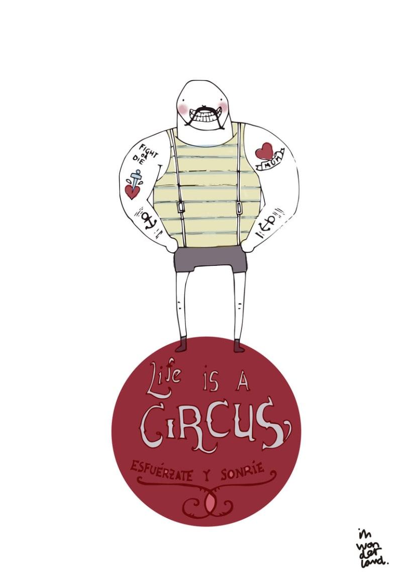 lifeis a circus 1