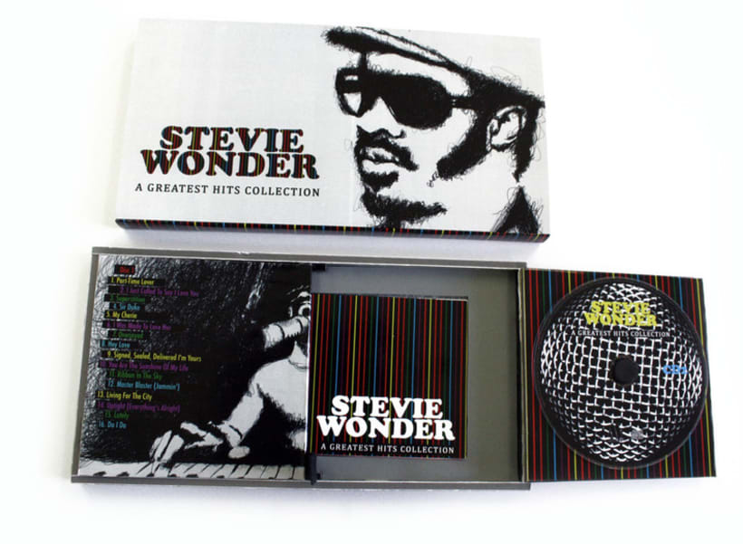 Doble CD Packaging 3