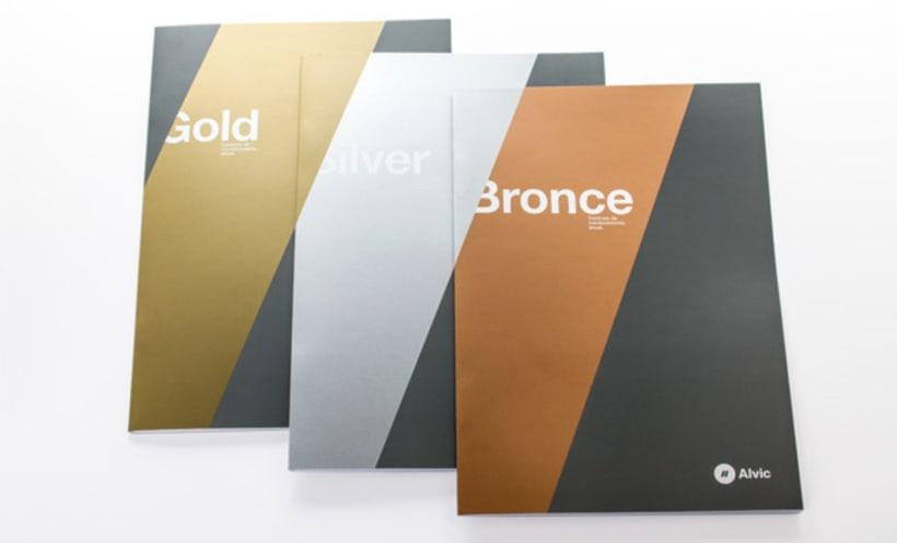 Diseños catálogos | Alvic 2