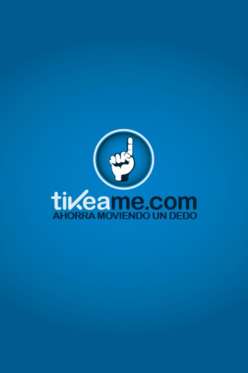 Tikéame: Ahorra moviendo un dedo 7