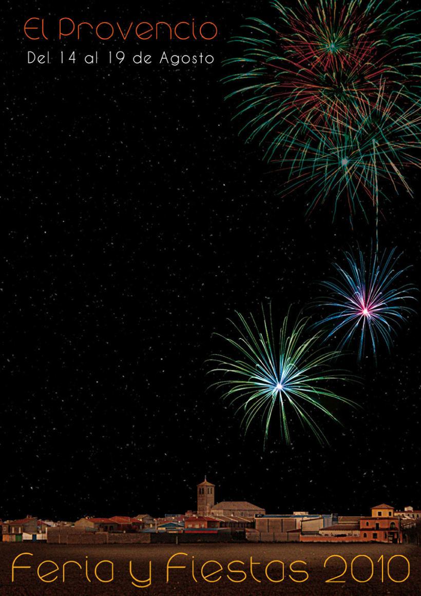 El Provencio - Feria y Fiestas 2010 1