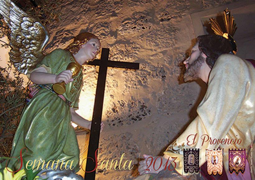 Semana Santa 2013 - El Provencio 1