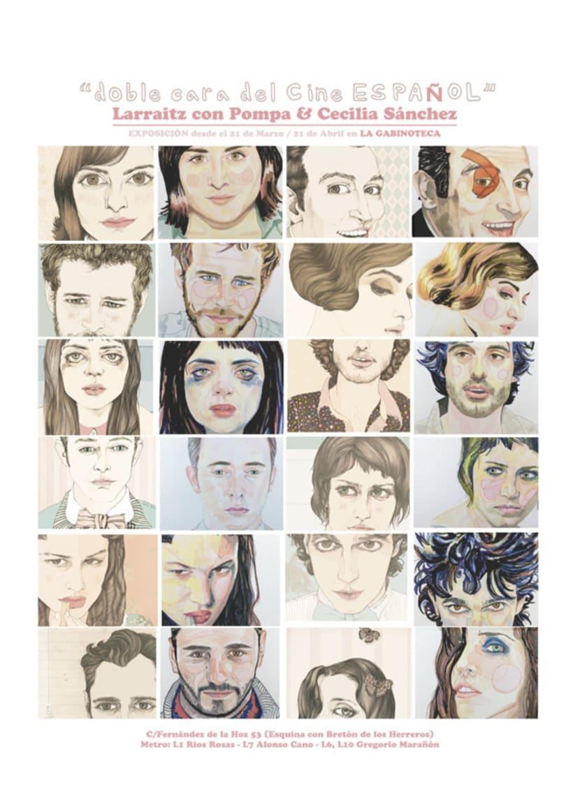 doble cara del Cine Español 1