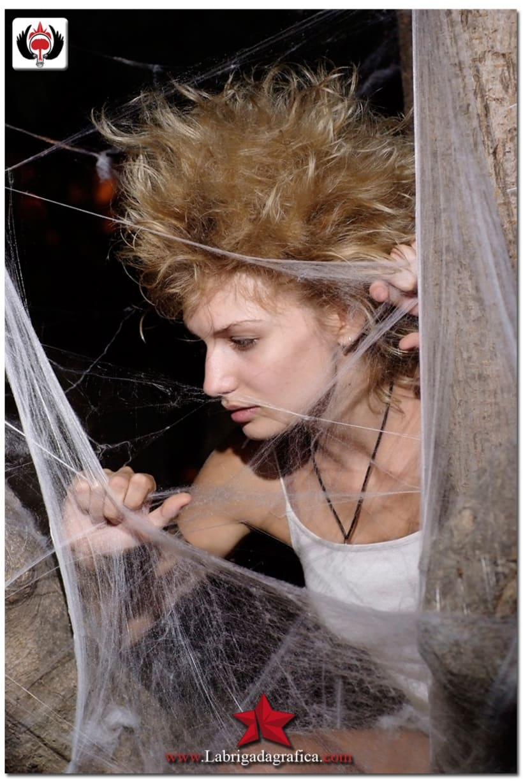 La venganza de la araña 5