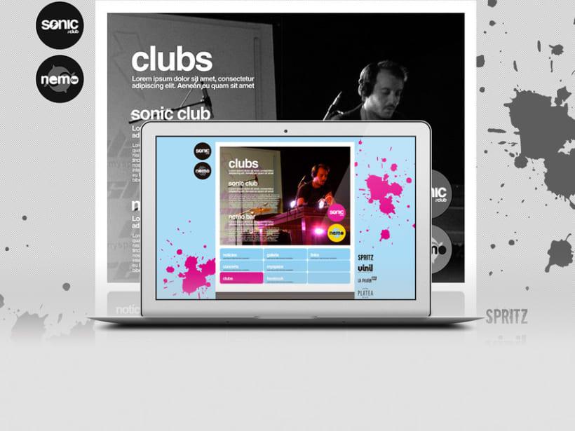 Sonic Club 3