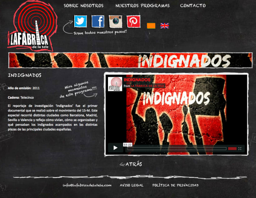 Documental Indignados 1
