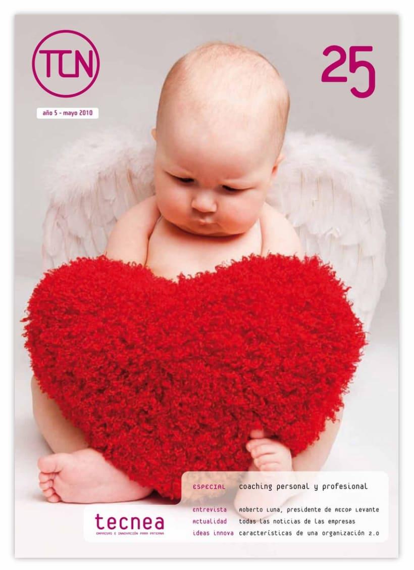 Revista Tecnea 1