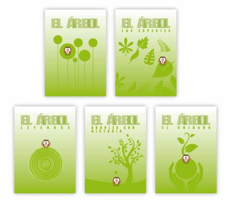 Proyecto libro El árbol 1