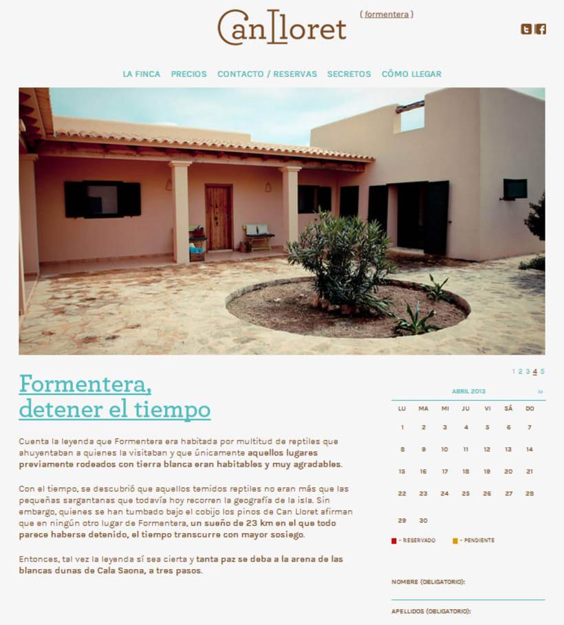 Can Lloret Formentera 1