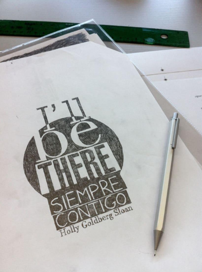 libro I´ll be there - siempre contigo 1