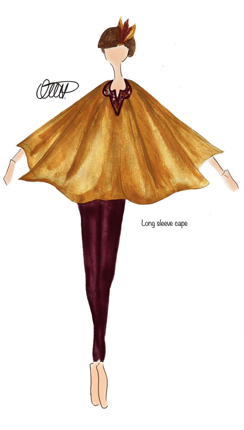 Ilustración de moda 8