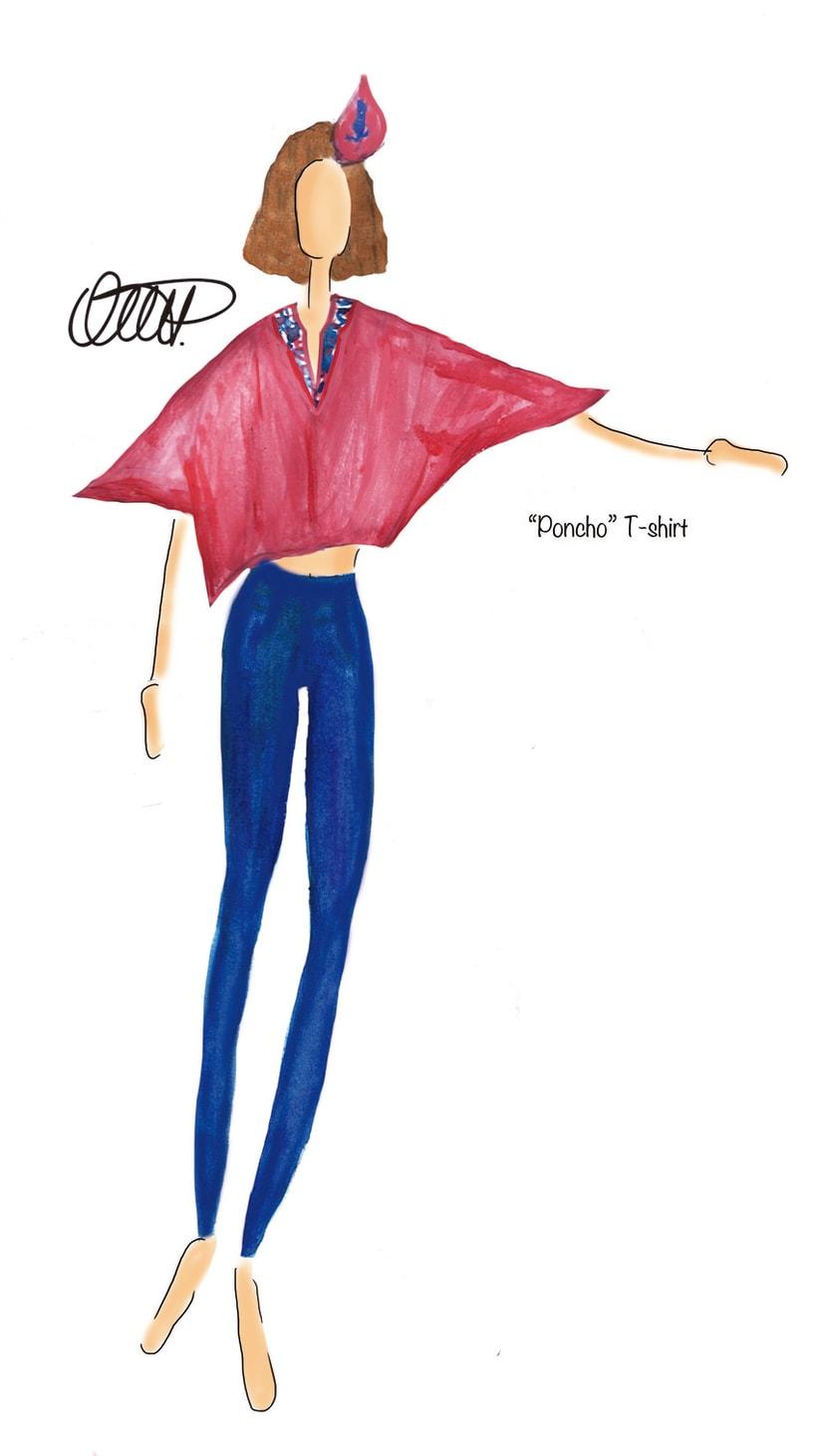 Ilustración de moda 7