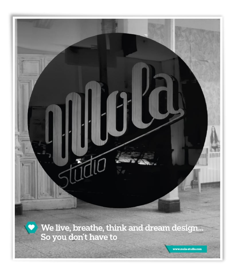 MOLA Studio - Brand Image 2
