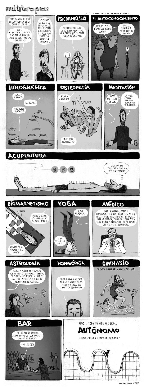 Autobiografía inventada (cómic) 1