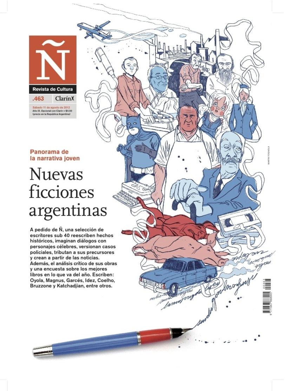 Revista Ñ 3
