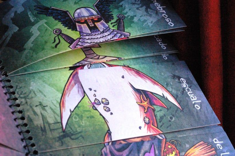 El Libro del Millón de Monstruos 4