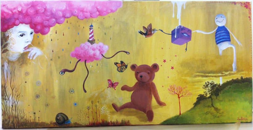 Paints on commission 3