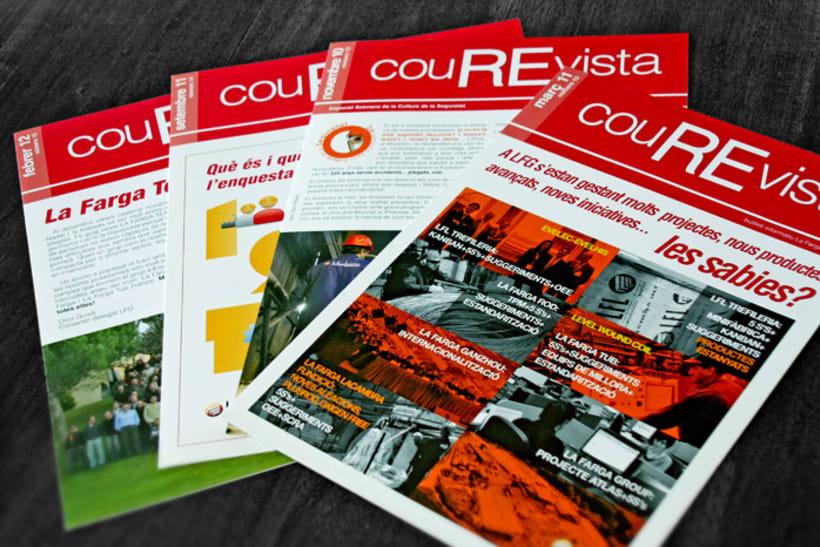 Revista Interna Corporativa 1