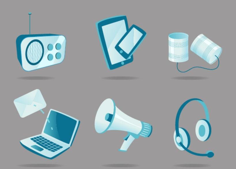 Ilustraciones comunicación 2
