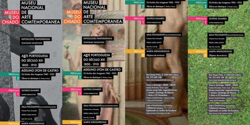 Rediseño Museo do Chiado 3
