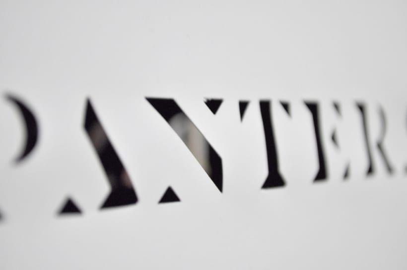 Logo Pantera 2
