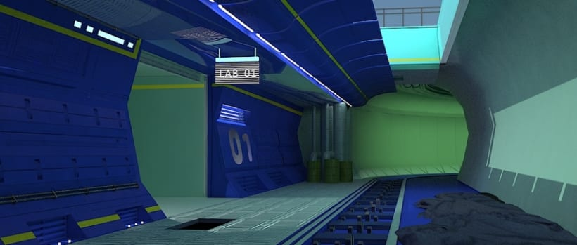 Tunel Gameloft (réplica de proyecto de gameloft) 5