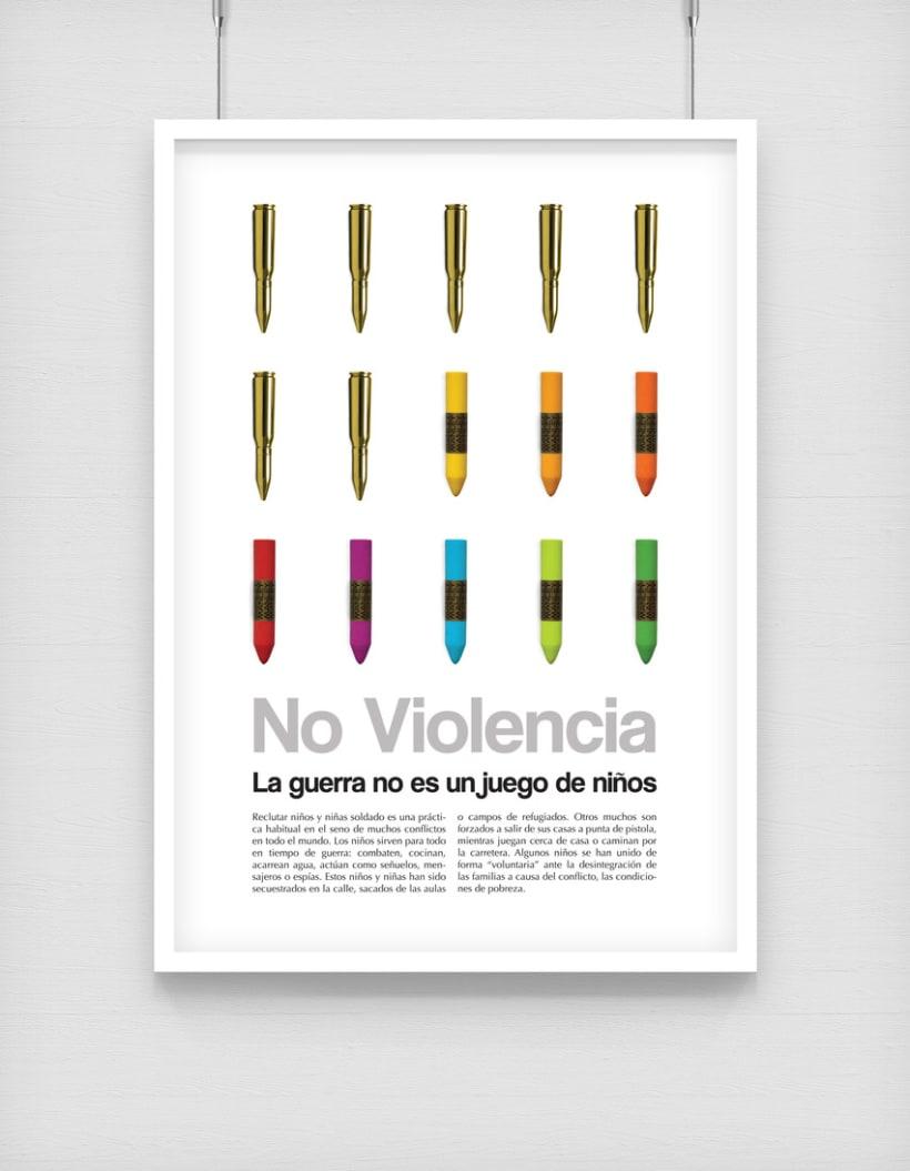 No Violencia 3