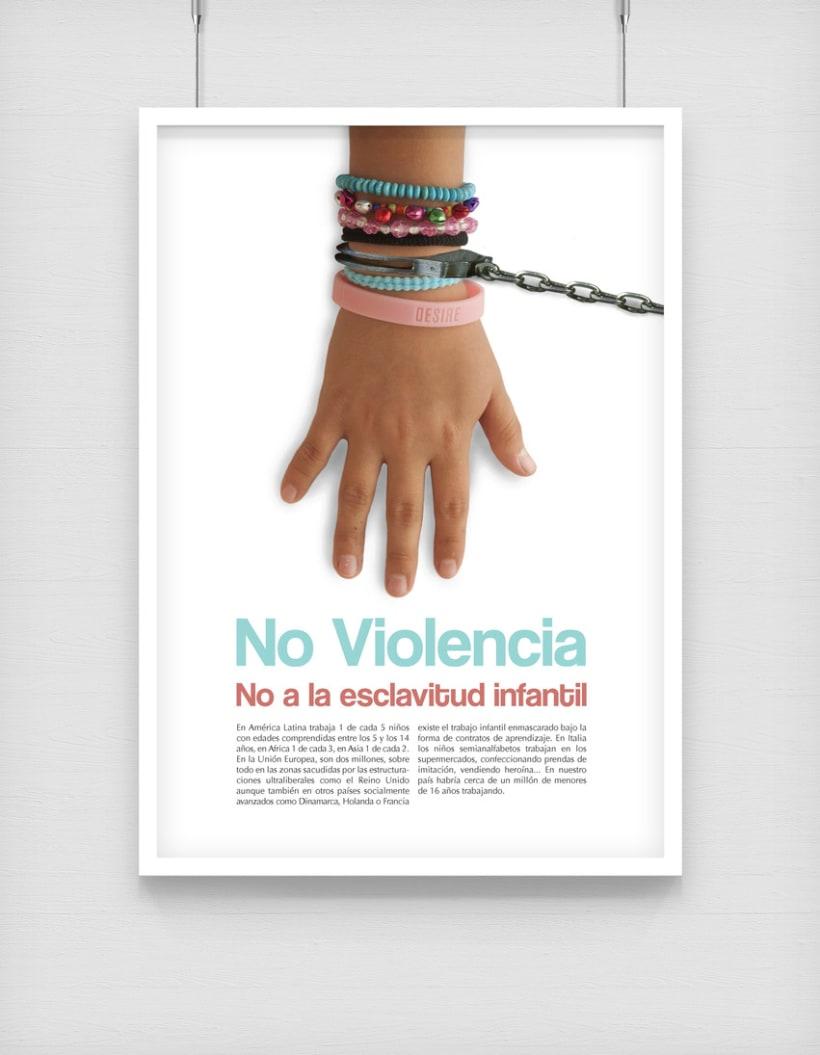 No Violencia 2